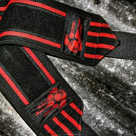 Buy Best MANIMAL Wrist Wraps For CrossFit, Powerlifting, Weightlifting Online