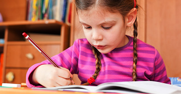 6 Tips For Helping Young Children To Write