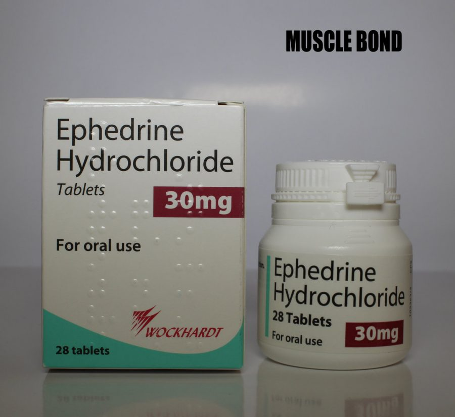 Ephedrine and Its Legal Status