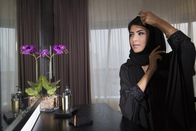 Common Muslim Women Wear