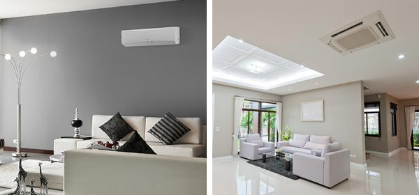 How Does Ductless Air Conditioning Compare To Central Air?