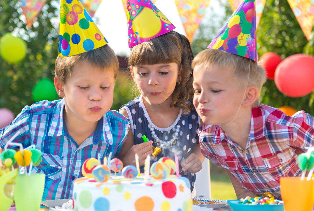 Planning A Fall Birthday Party For Your Child