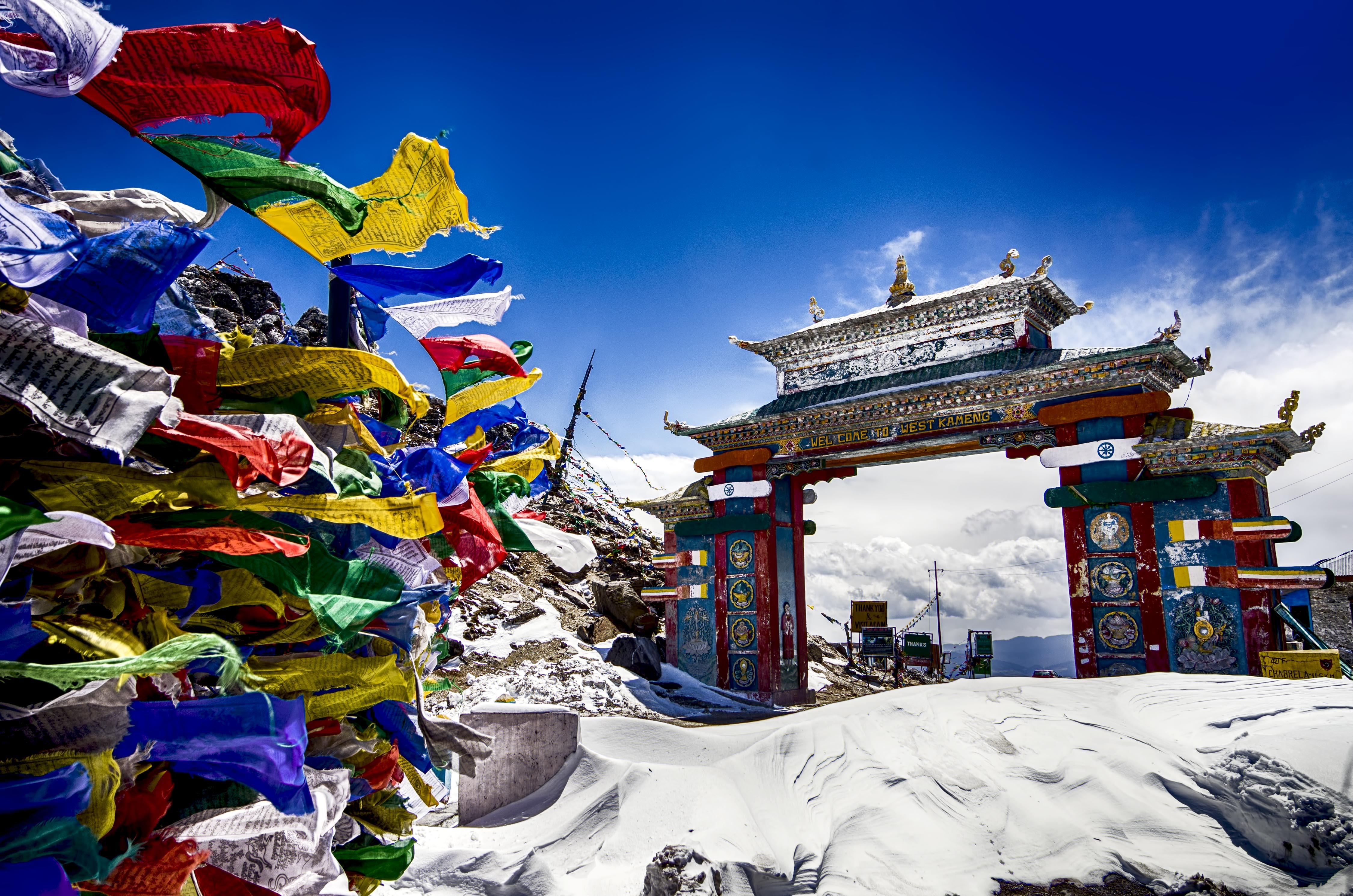 2. Guwahati to Tawang – The Gateway to Tibet