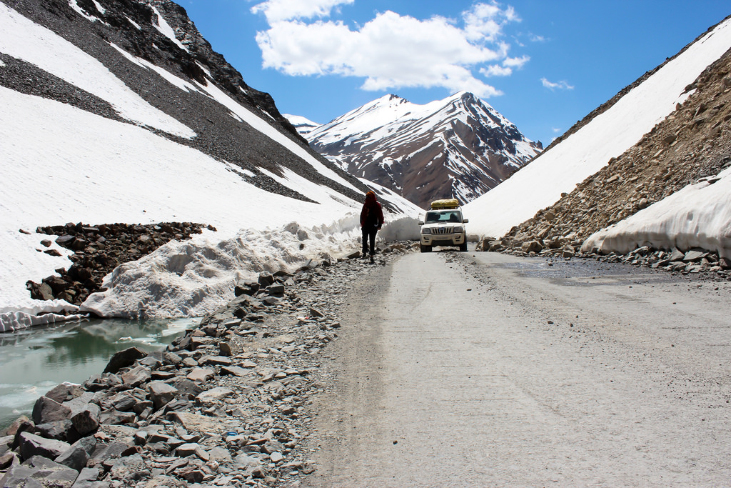 1. Manali to Leh Highway – The Treacherous Route to Beauty