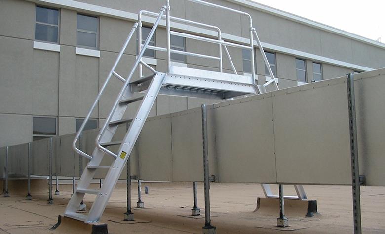 Aluminum Ships Ladder