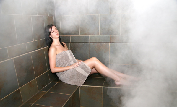 Why Steam Bath Is Good For The Health