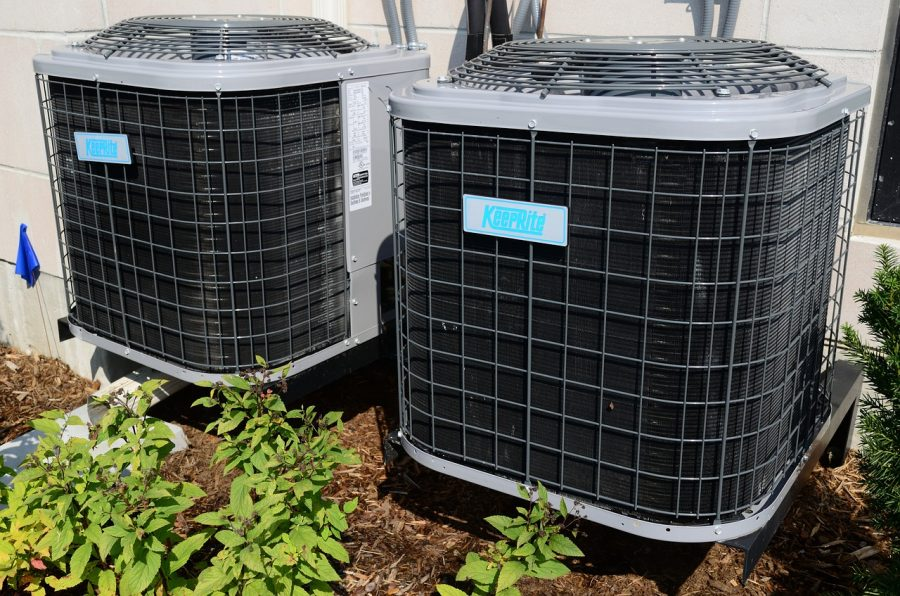 How To Beautify The Landscaping Around Your AC Unit